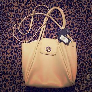 Armani Exchange Beige Bag